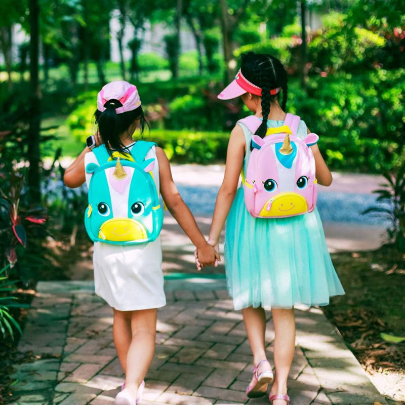 Чем отличается детский рюкзак Nohoo от обычного детского рюкзака?