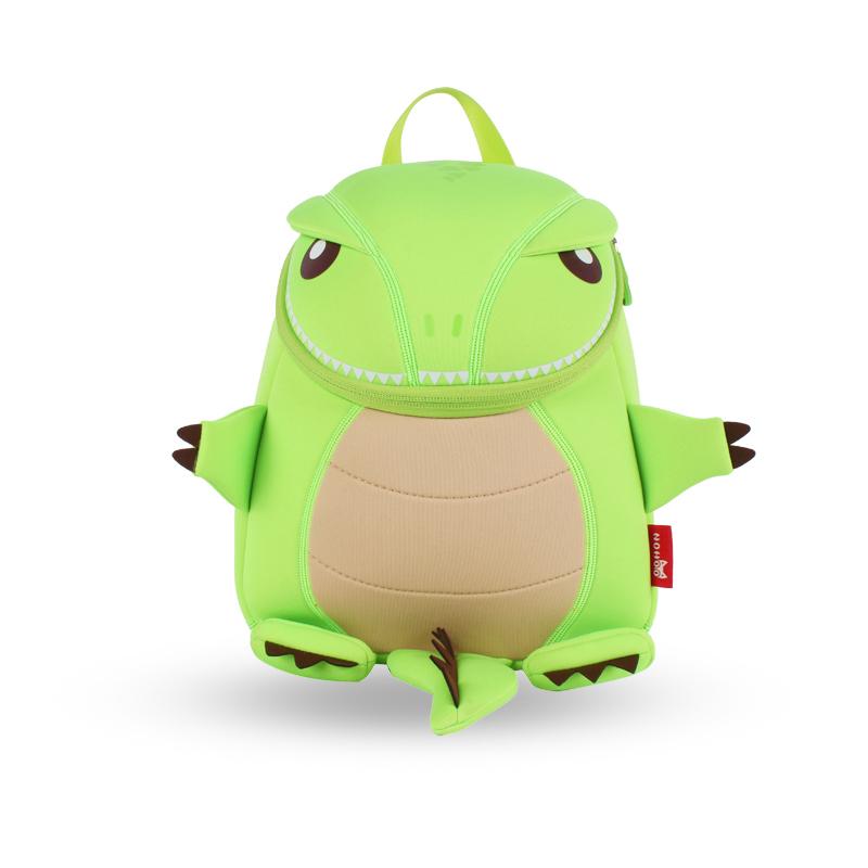 Динозаврик Зеленый маленький