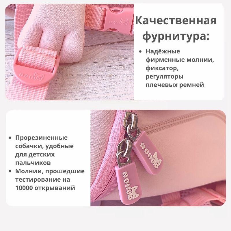 Детский рюкзак ортопедический Nohoo Королева Единорогов для девочек (NHB051M-1)