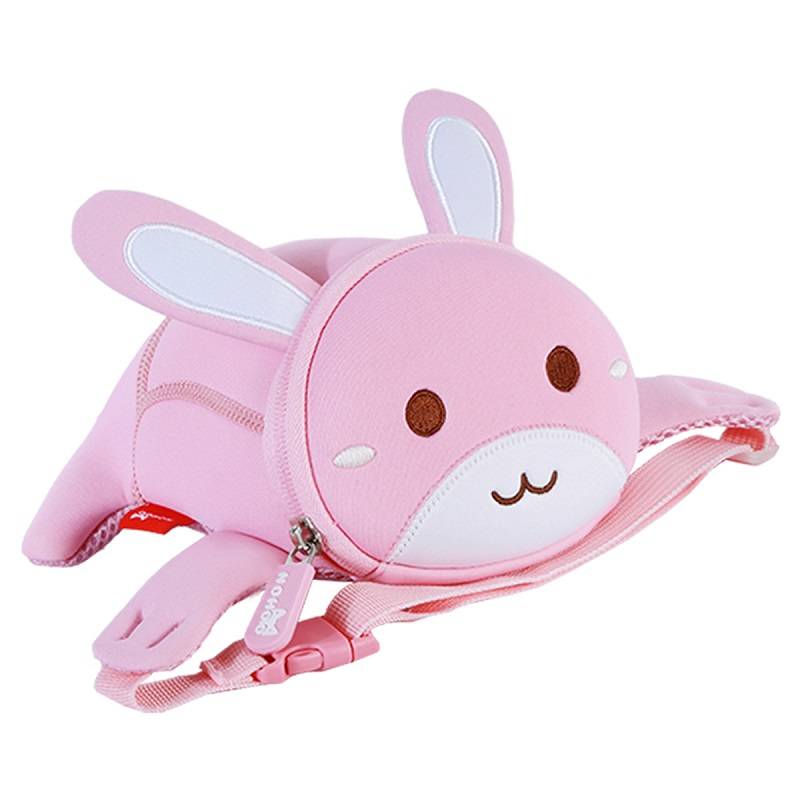 Сумка на пояс Зайка Розовый