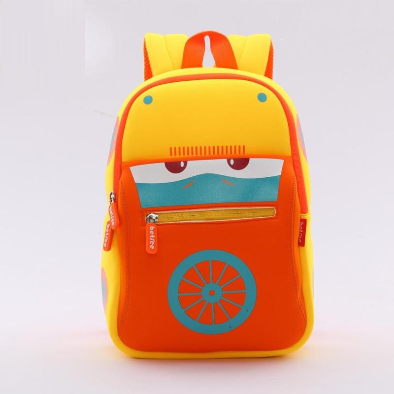 Оранжевая машинка