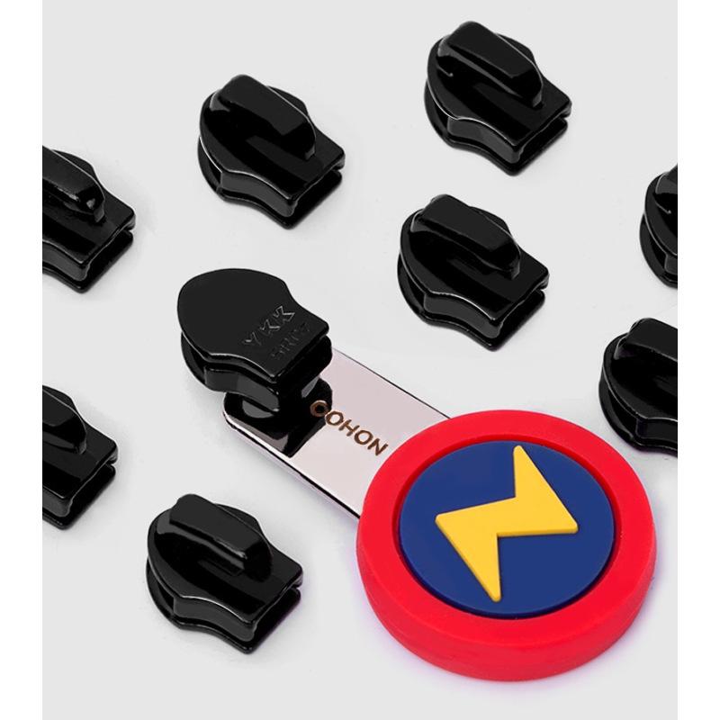 Школьный ранец ортопедический Nohoo Ракета Черный для мальчика обегченный (NHZ021-15)