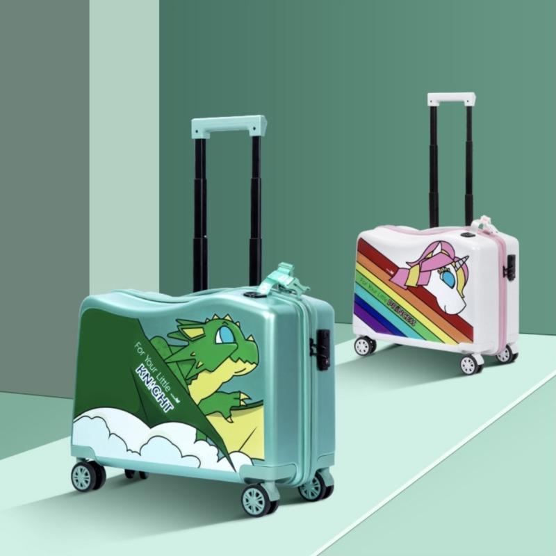 Снова в наличии детские чемоданы Nohoo