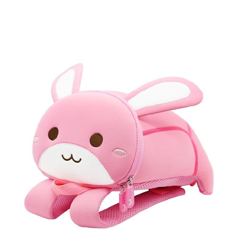 Зайка Розовый Маленький