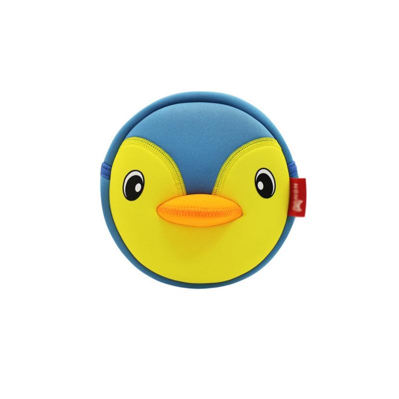 Сумка Голубой Пингвин