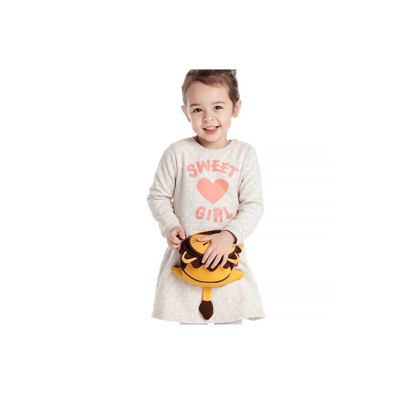 Сумка на пояс Nohoo Львенок для мальчиков и девочек (NHY003)