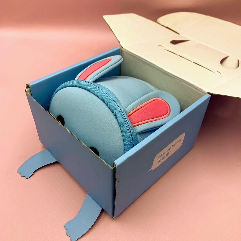 Подарочная Коробка Nohoo Зайка S 15х15.5х9.5см для мальчиков и девочек (N003S-2)