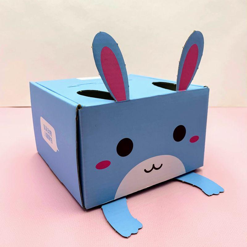 Коробка подарочная Зайка