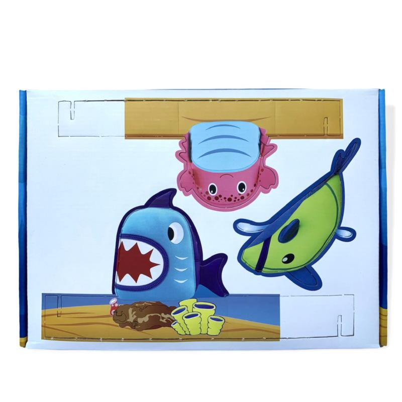Коробка Подарочная Подводный Мир интерактивная