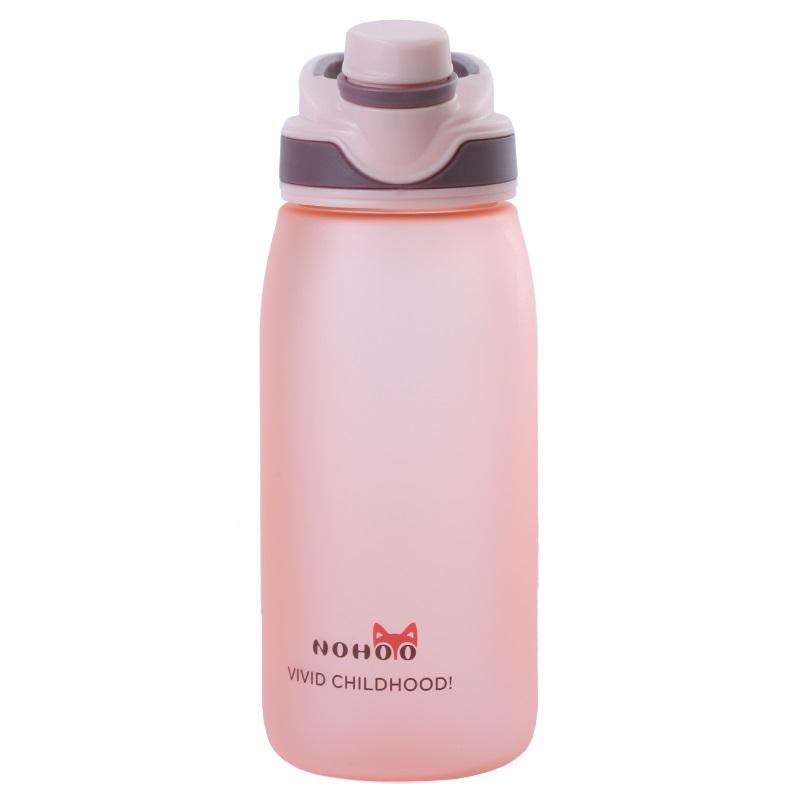 Бутылка для воды Nohoo Розовая