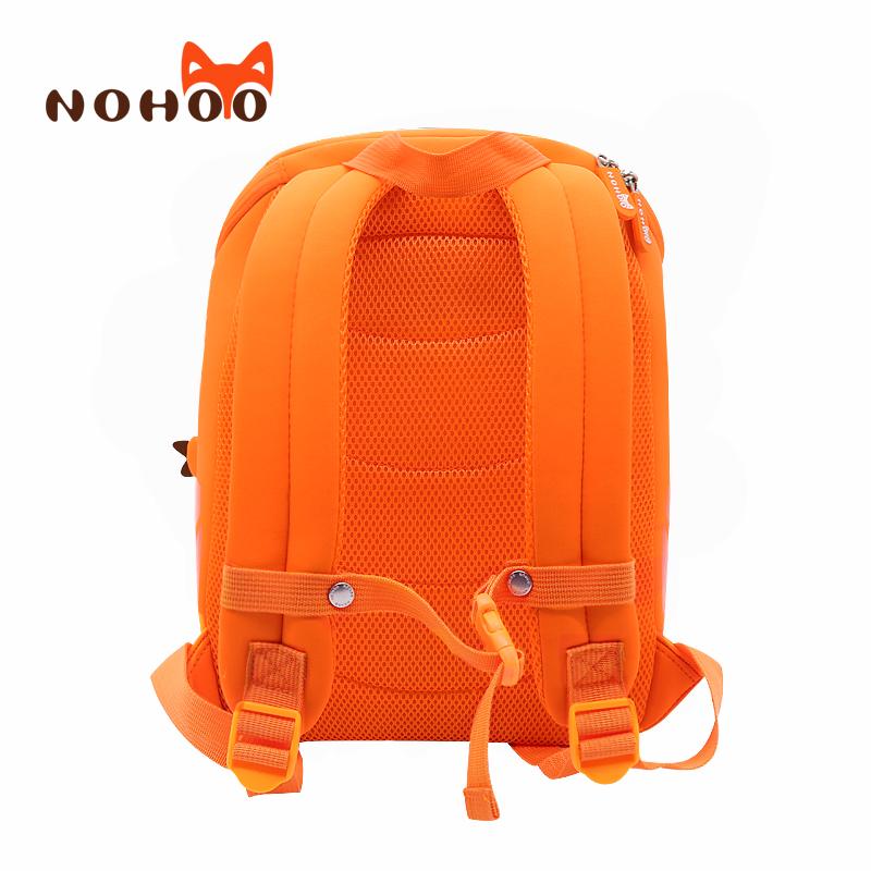 Нагрудный ремень для рюкзака Nohoo Оранжевый для мальчиков и девочек (NHF001-8)