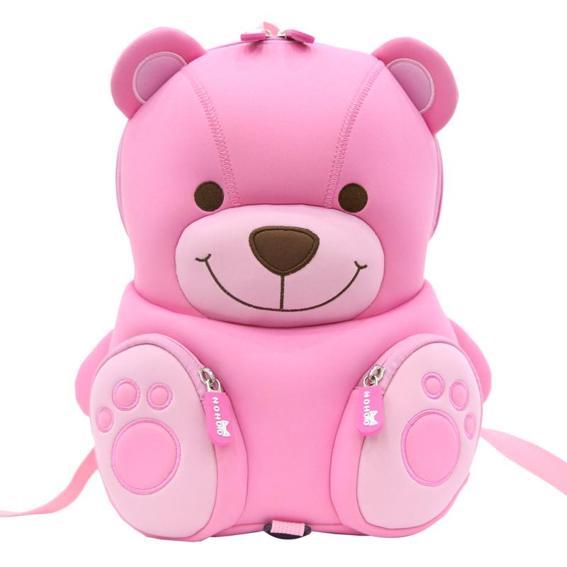 Рюкзак Мишутка Розовый